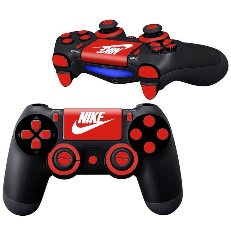 5b4c07ccac75 Nike ps4 Controller Full Buttons skin kit