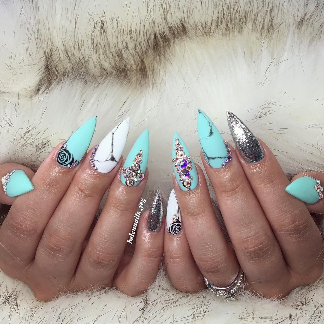 Pin by Vanessa Clarke on Nails | Pinterest | Nail nail, Manicure and ...