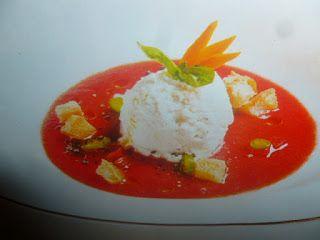 un mondo di ricette: burrata ricette - con salsa di pomodoro