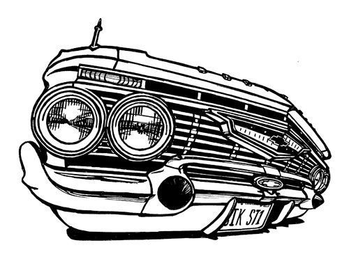 1961 impala lowrider