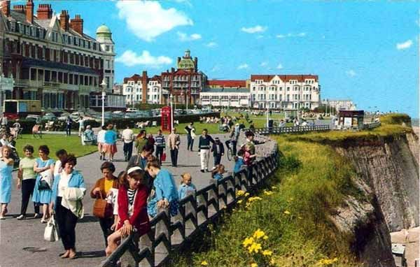Butlins Queens Hotel Cliftonville Margate From Rear 600 X 382 Jpg