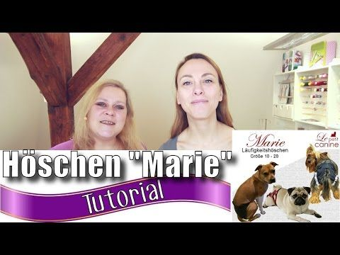 Laufigkeitshoschen Marie Von Le Petit Canine Mit Anna Von Einfach Nahen Laufigkeit Hundewindeln Kleidung Fur Hunde