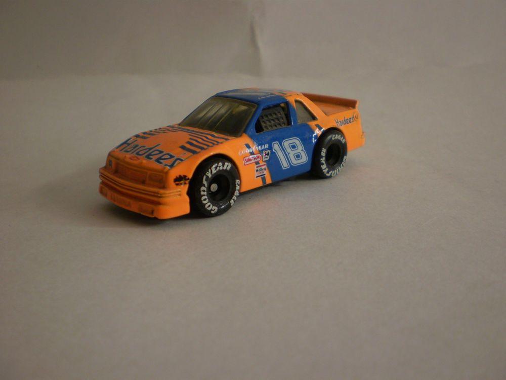 Matchbox Days Of Thunder Chevrolet Lumina Hardees Russ Wheeler