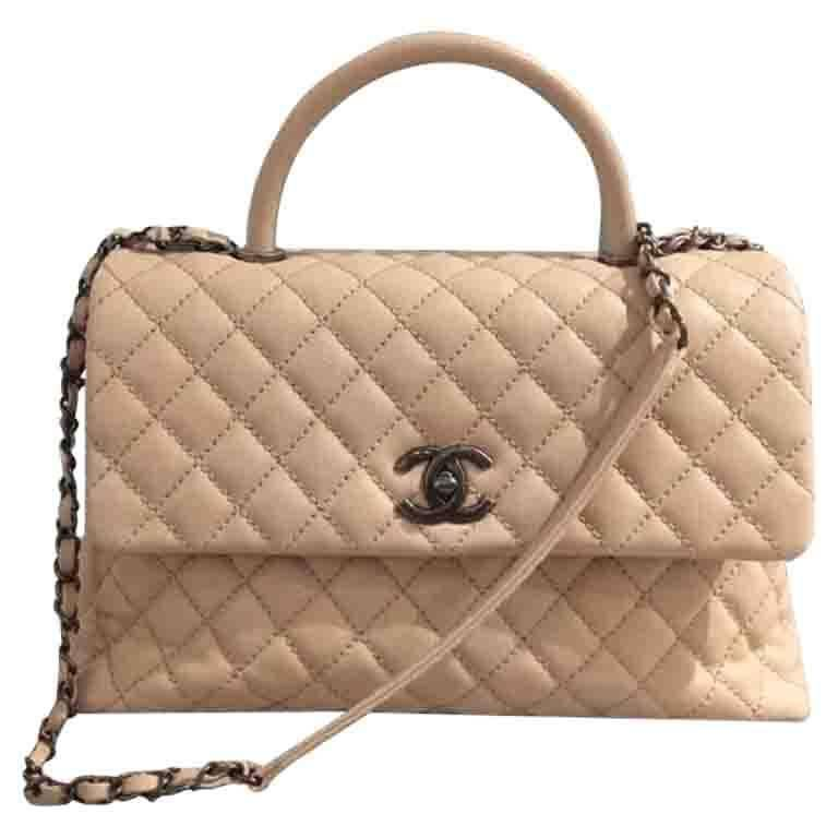 2a94a83905dbc6 Chanel Coco Handle Caviar Medium Bag | Hand Bags in 2019 | Chanel ...