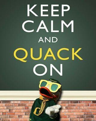 Keep Calm and Quack On