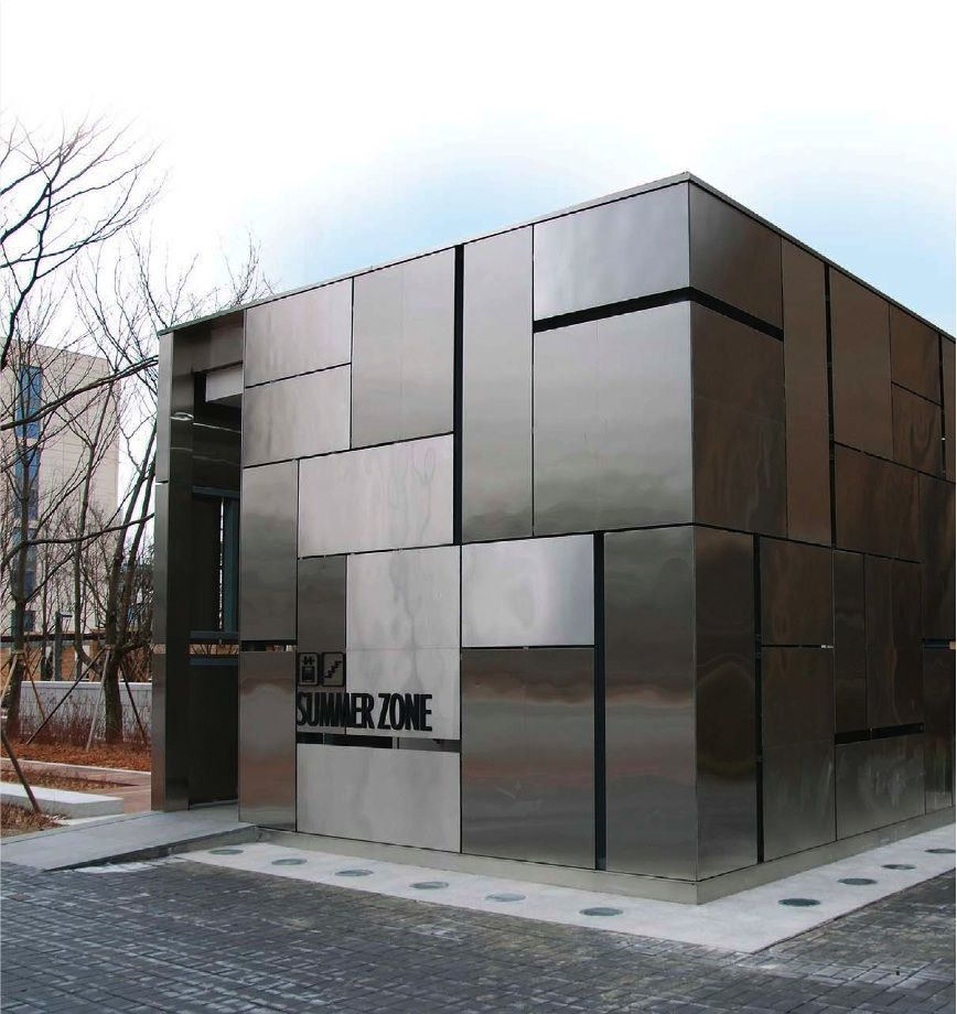 Building Metal Finishes : Stainless steel premium long size panel by dsp usa gotta