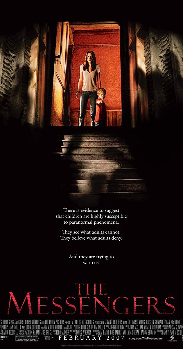 The Messengers (2007) IMDb Horror movie night, Dylan