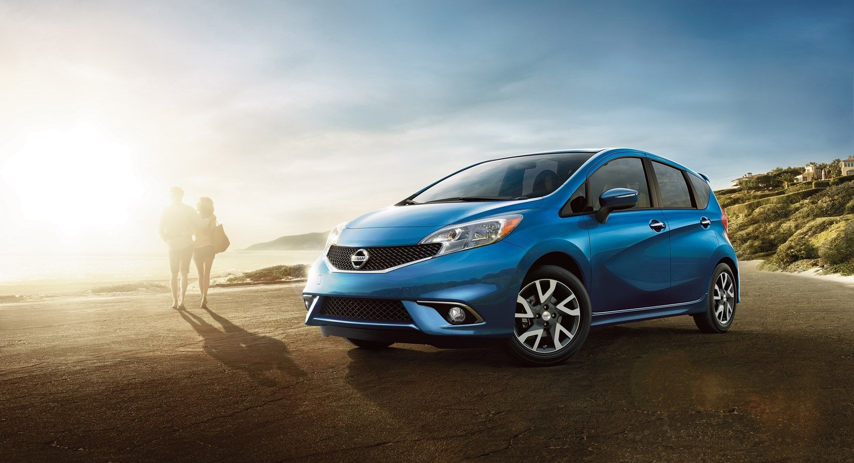Business In The Front And A Whole Lot Of Trunk Space In The Back The Nissan Versa Note Is The Perfect Fit For Any Lifestyle With Images Nissan Versa Nissan Hatchback