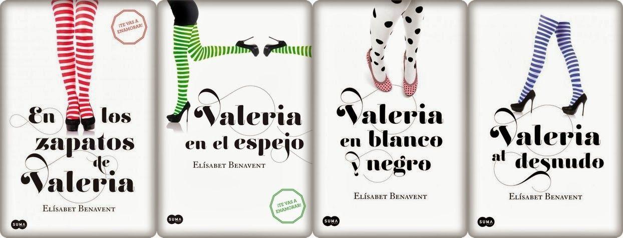 Saga Valeria .-Elisabet Benavent | Libros, Elisabet