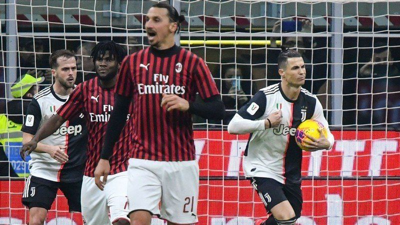 How to watch Juventus vs. AC Milan live stream from