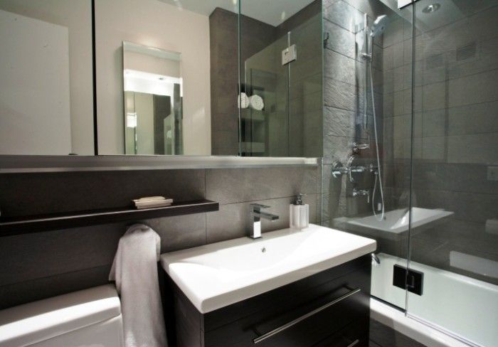 17 Best images about small bathrooms on Pinterest | Contemporary ...