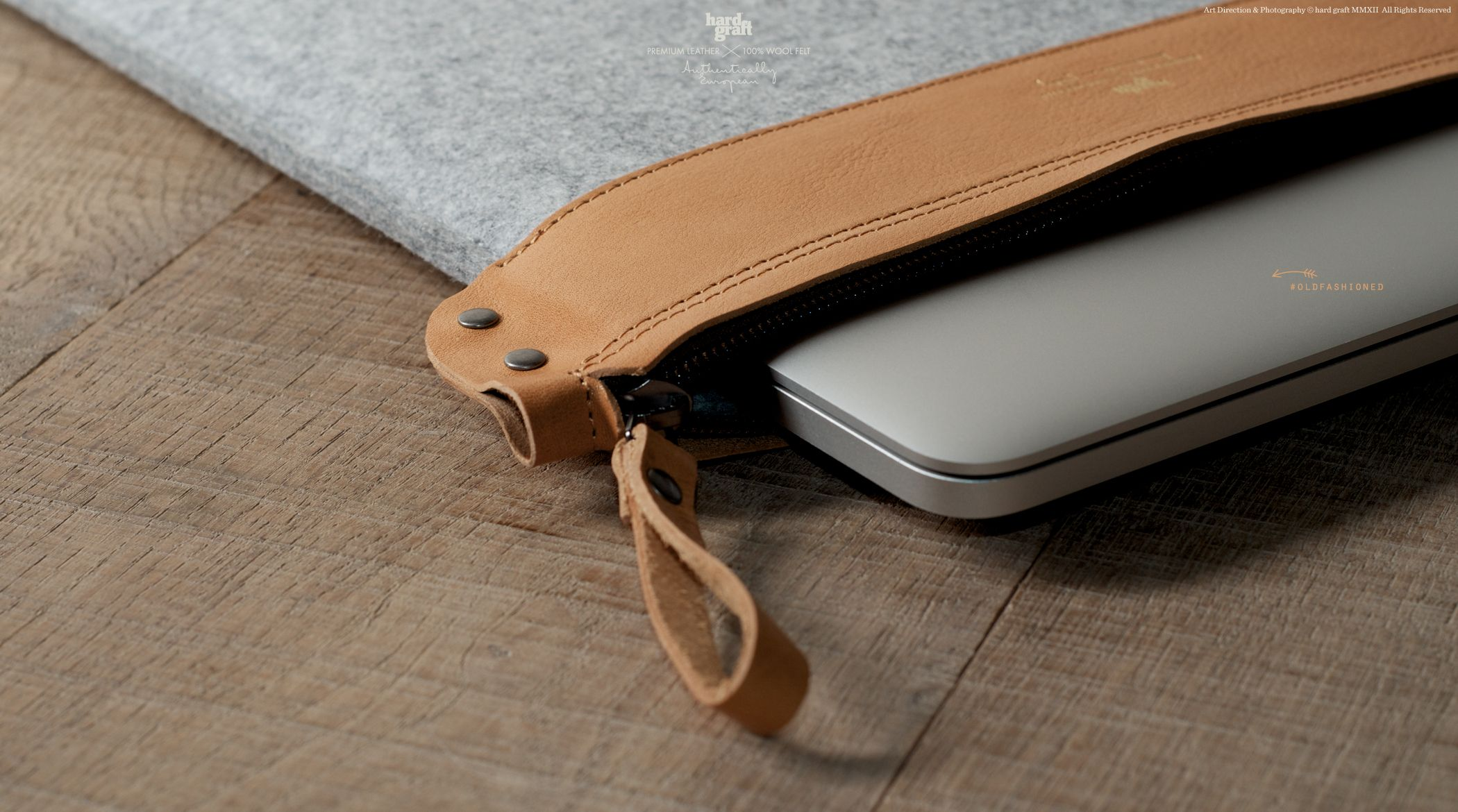 Hardgraft Oldfashioned Women S Range Macbook Sleeve