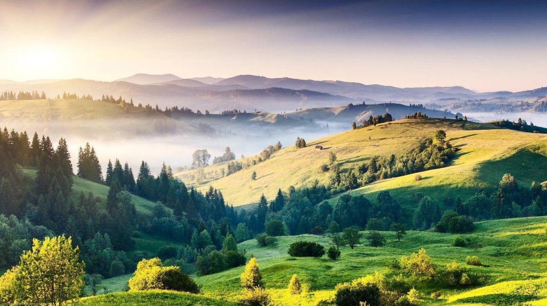 Pemandangan Alam Pegunungan