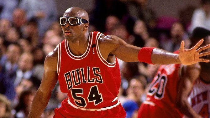 B0c501cc Horacegrant Jpeg 670 377 Horace Grant Chicago Bulls Dennis Rodman