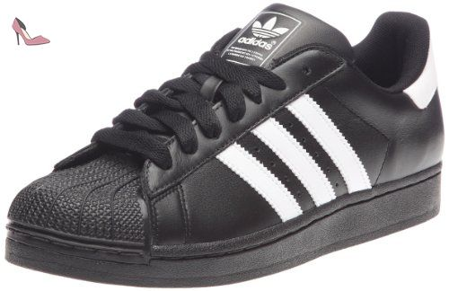 adidas Originals Superstar II, Baskets mode homme - Noir ...