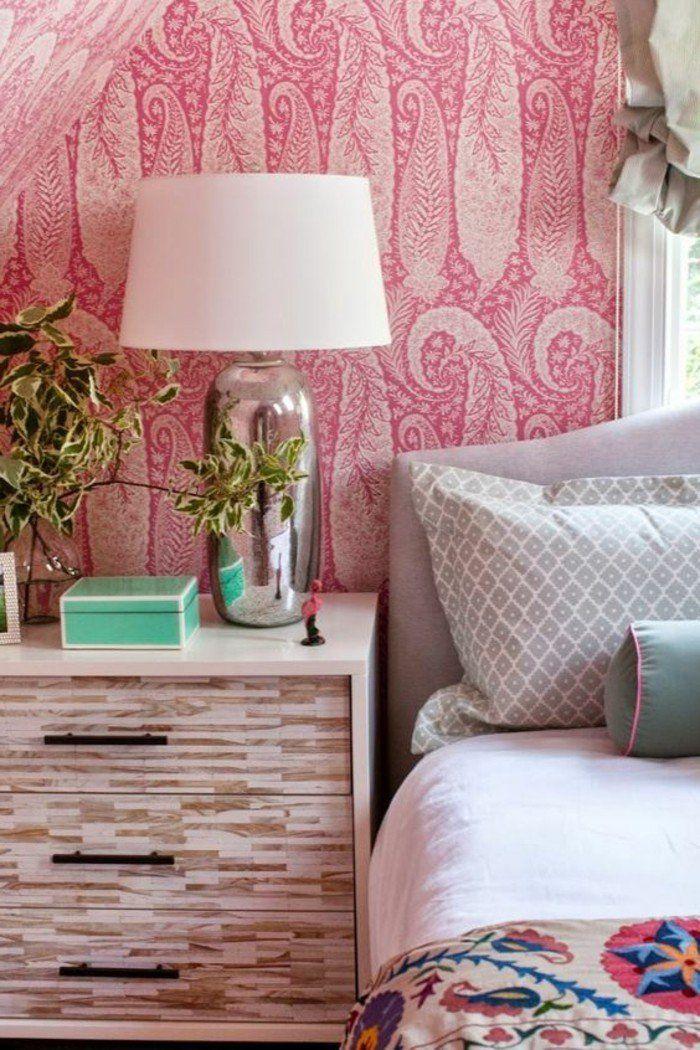 papier peint chantemur chambre interesting chantemur papier peint petite foret with papier. Black Bedroom Furniture Sets. Home Design Ideas
