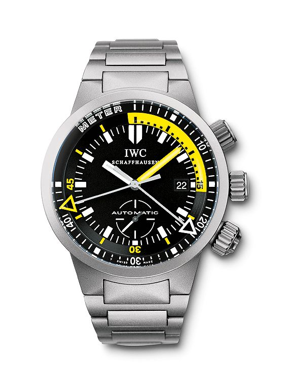 33826a338ba 7 Milestone IWC Aquatimer Watches