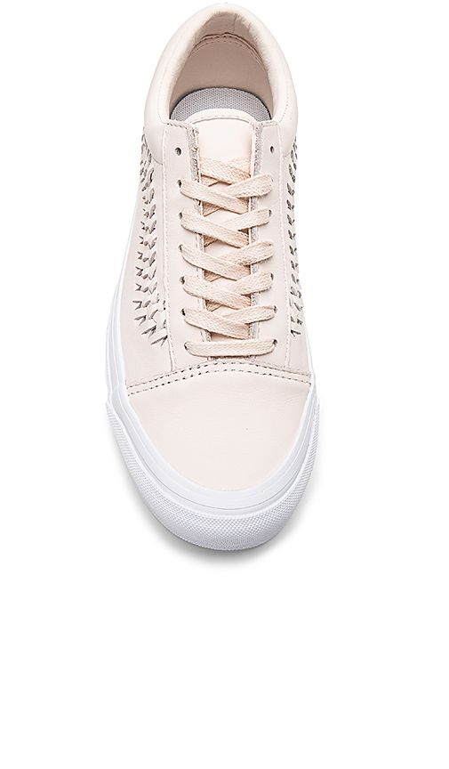 cb1a80603f323f Shop for Vans Old Skool Weave DX Sneaker in Delicacy at REVOLVE. Free 2-3  day shipping and returns