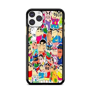 Cute Crayon Shin Chan Collage Iphone 11 Pro Max Case Babycase
