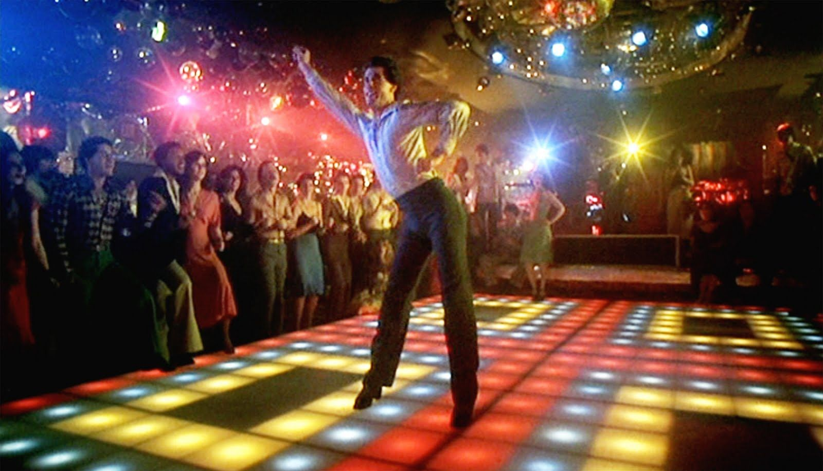saturday night fever one of my favorite clips from the movie remember disco disco. Black Bedroom Furniture Sets. Home Design Ideas