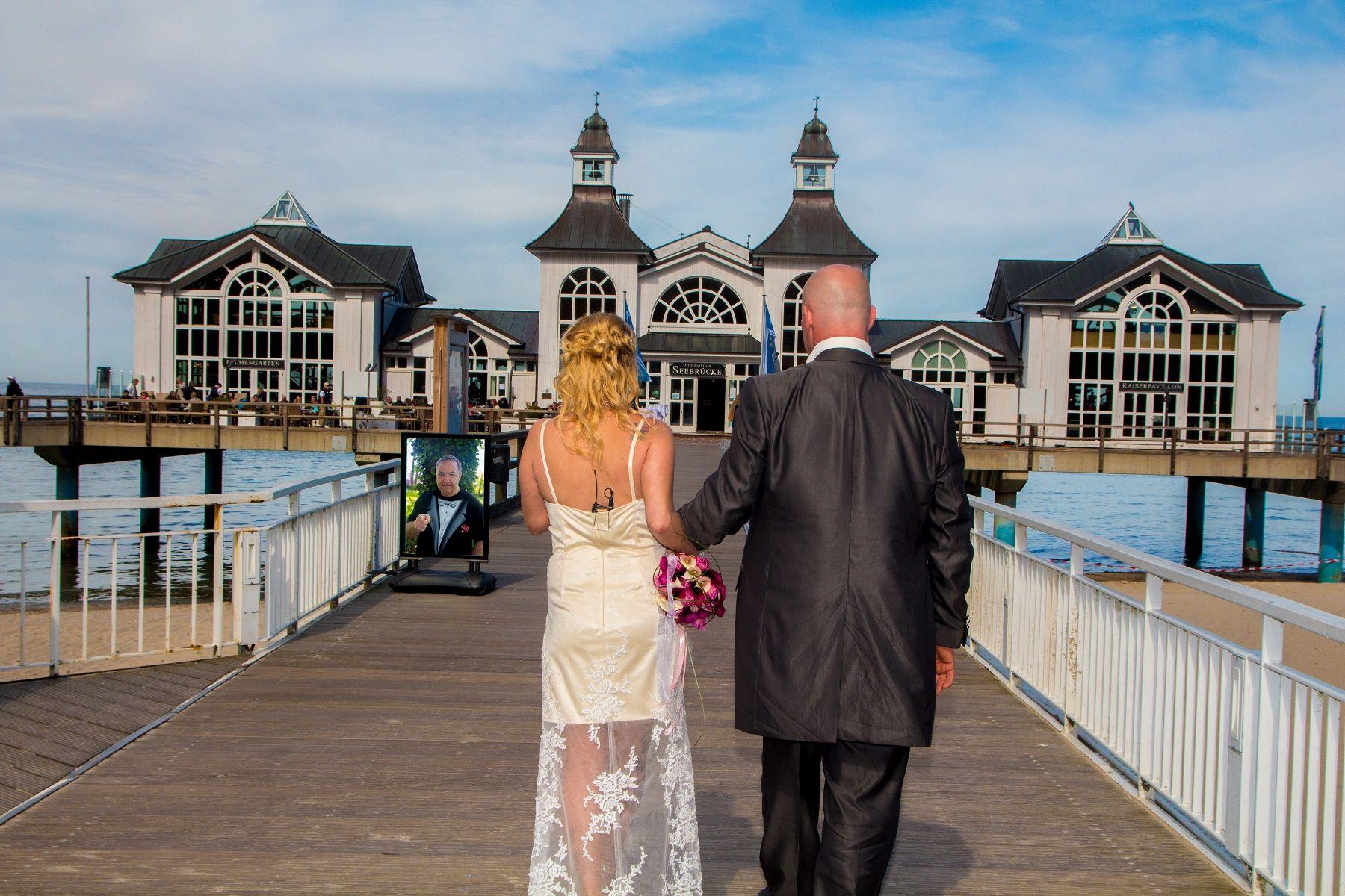 Heiraten Auf Der Seebrucke Sellin Hochzeit Auf Rugen An Der Ostsee Mecklenburg Vorpommern Party Imd Baltic S Dj Hochzeits Dj Hochzeitsfotograf