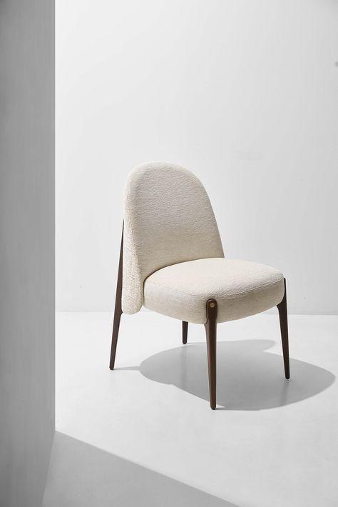 Ames Dining Chair เฟอร น เจอร