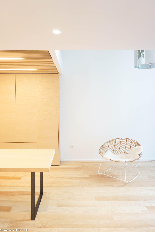 Agence Immobiliere Bureau Frene Grenoble Caaz Architecture Atelier Bois Avec Images Decoration Maison Architecture Agence Immobiliere