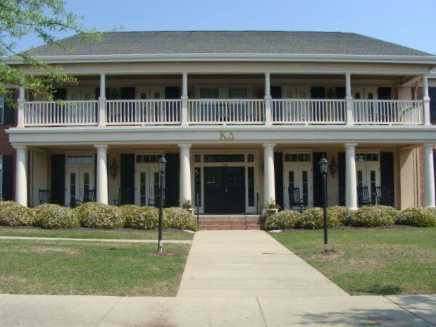Kappa Delta House University Of South Carolina Delta House