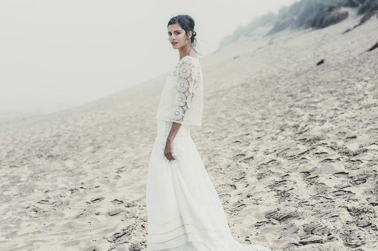 laure de sagazan. vestidos de novia   arropak   pinterest