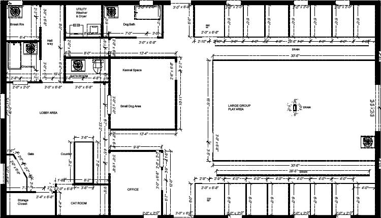 kennel building plans