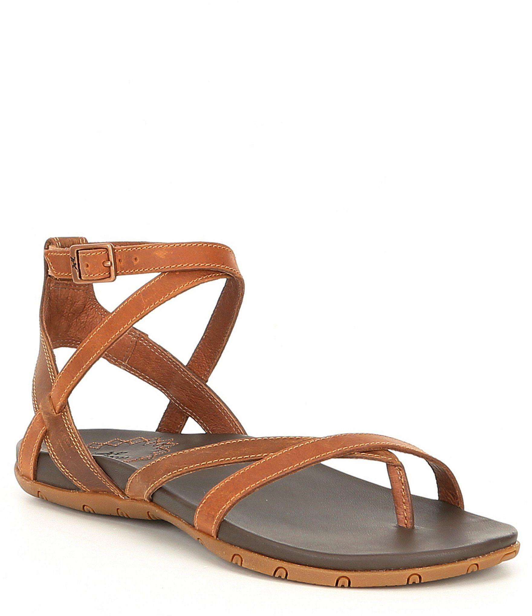 3bcd468c1fd Chaco Juniper Leather Sandals  Dillards