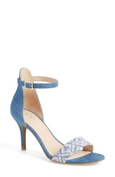 NWT   BP.   Luminate   Open Toe Dress Sandal   Dress