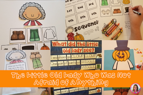 The Little Old Lady Who Was Not Afraid of Anything (Story