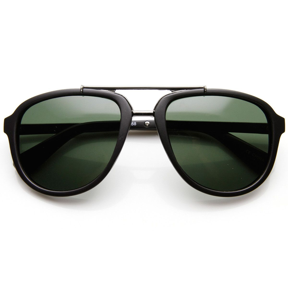 3f7e55feec90d Retro Dapper Euro Fashion Roadster Square Aviator Sunglasses   Pinterest