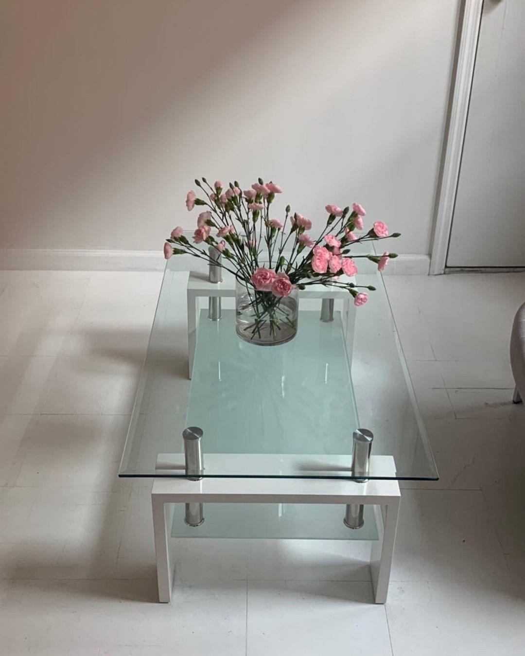 Glass Coffee Table Claudehome Coffee Table Glass Coffee Table Table [ 1349 x 1080 Pixel ]