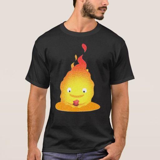 Calcifer- T-Shirt