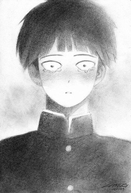 Immagine di anime, drawing, and hoyuelo
