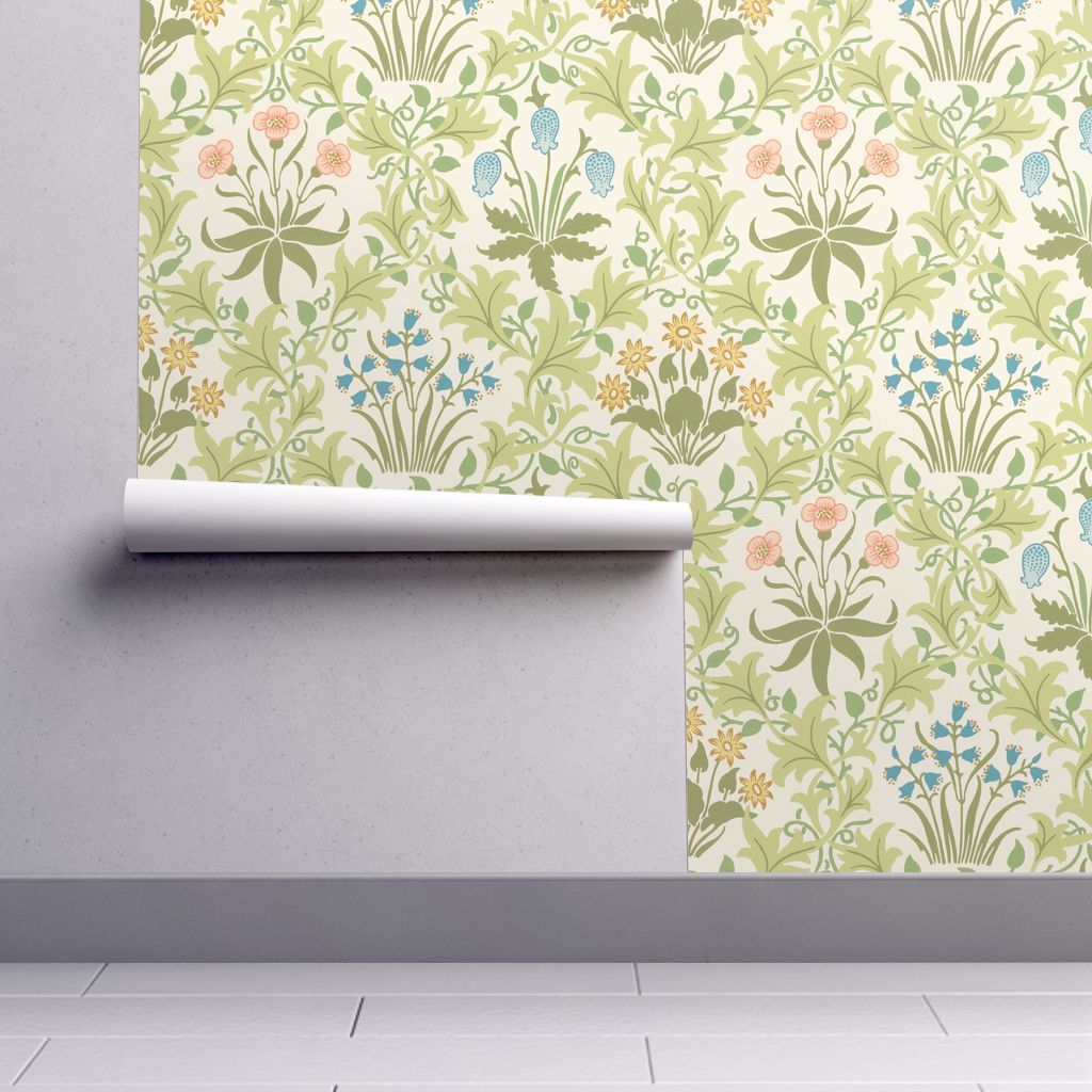 Wallpaper The William Morris Collection Celandine