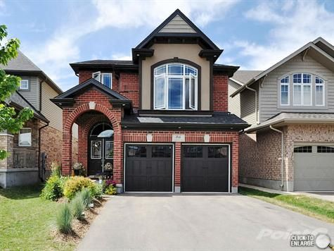 House Laughland Lane Guelph Ontario Canada Via Homes Point2 Com It Is A Small Pretty House Real Estate Houses Pretty House House