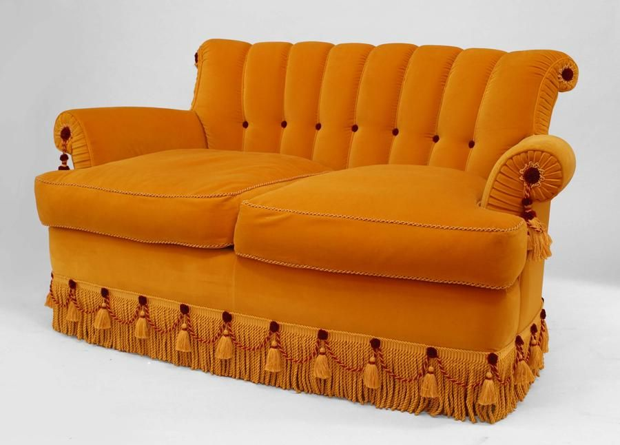 French victorian seating loveseat settee velvet for Mobilia furniture hire