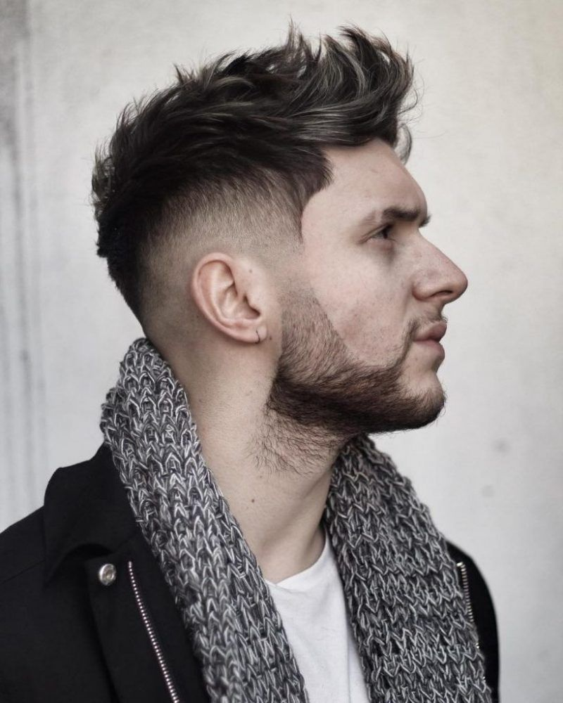 Frisuren Männer Undercut Kurz Frisuren Manner Undercut