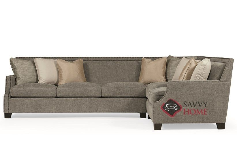 franco place true sectional by bernhardt interiors