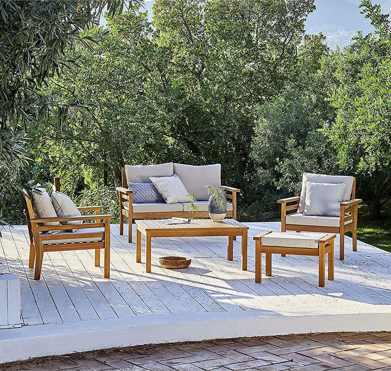 Canapes Et Fauteuils Outdoor Decor Outdoor Furniture Sets