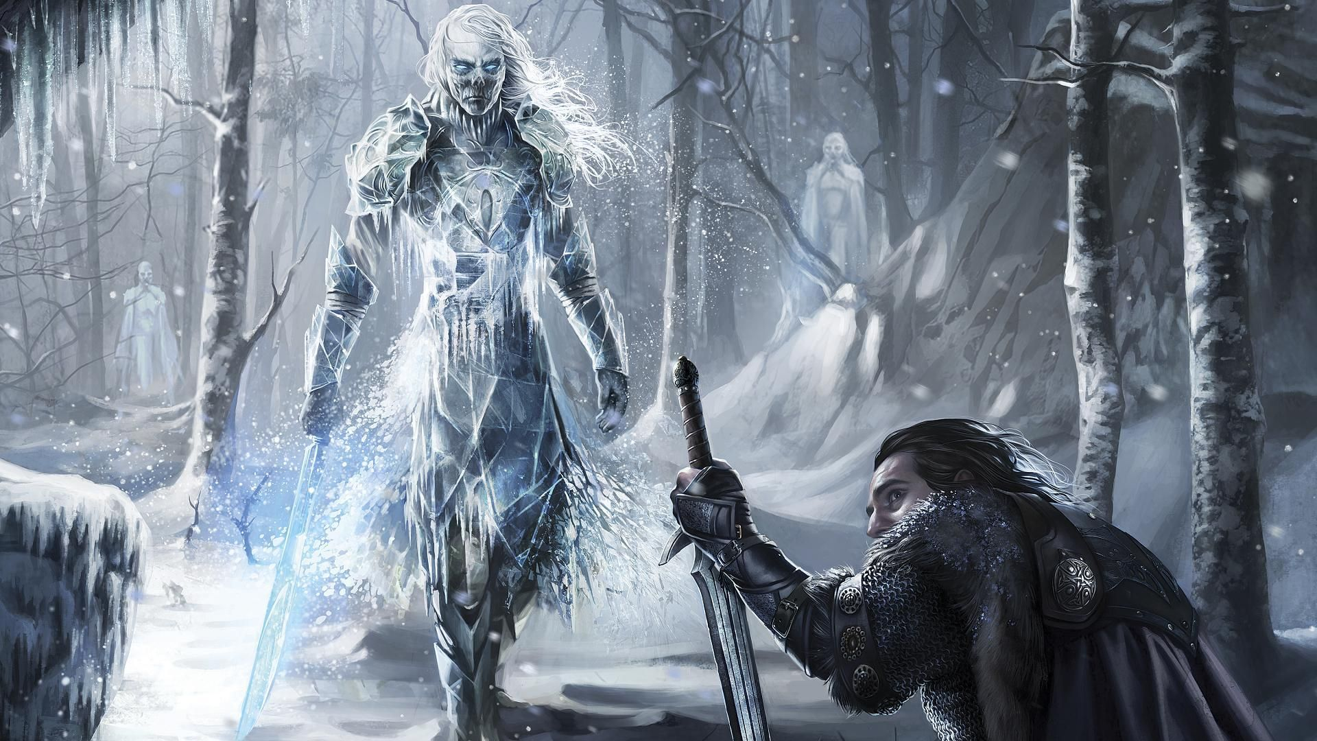 A Song Of Ice And Fire Art Book Game Of Thrones Jon Snow