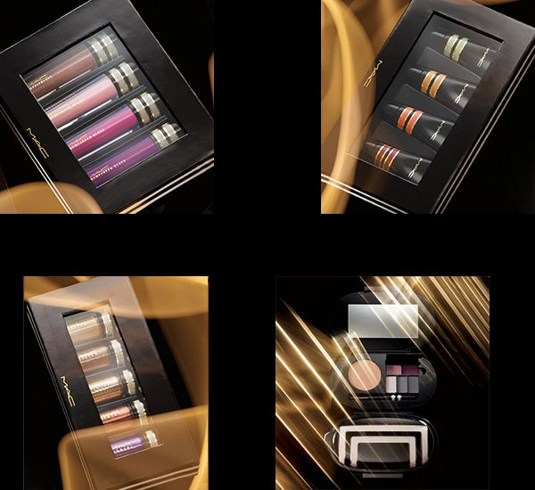 MAC Divine Night Collection & Sets for Holiday 2013 ...
