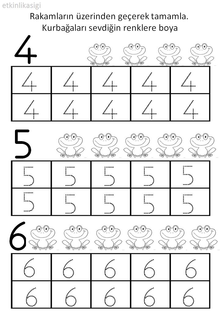 Pin von M. Jose auf manualidades numeros | Pinterest | Zahlen, Mathe ...