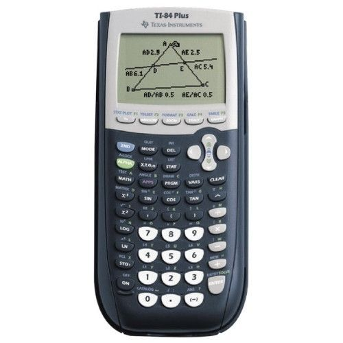 Texas Instruments Graphing Calculator  Calculator Instruments
