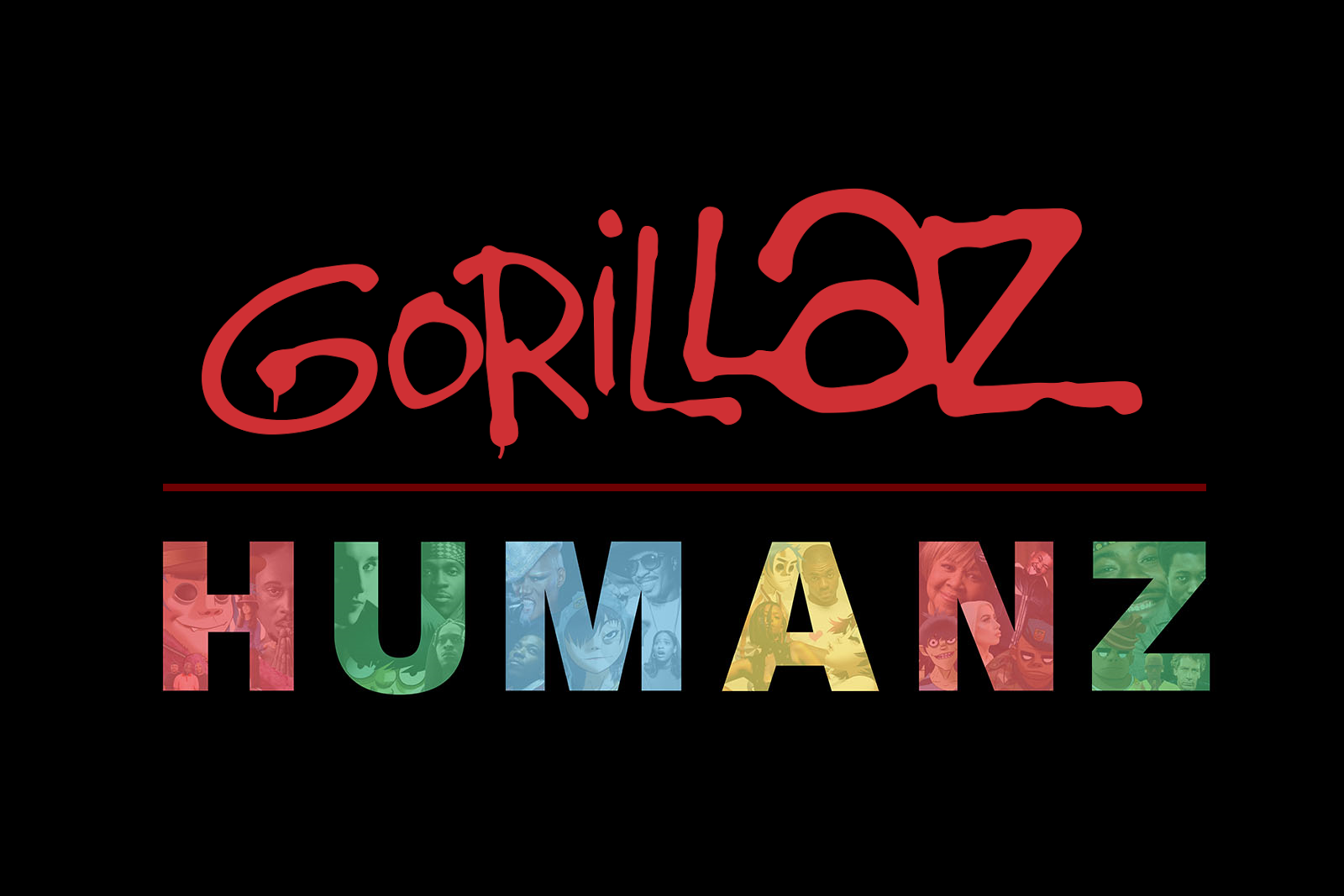 Gorillaz Humanz Wallpaper (1920x1080) Need iPhone 6S