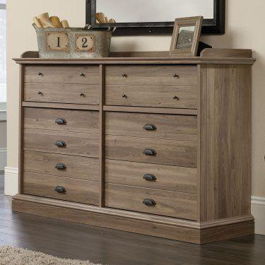 Best Sauder Barrister Lane 6 Drawer Dresser 6 Drawer Dresser 400 x 300