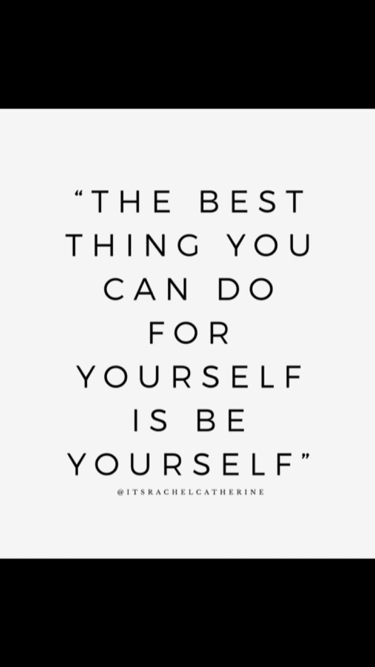 "Quotes About Being Yourself Enchanting Inspirational Quotes Being Yourself ""The Best Thing You Can Do For ."